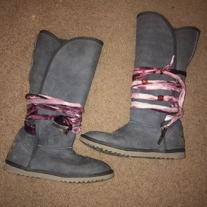 Shoes - Love From Australia Shearling Boots